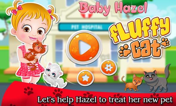 Baby Hazel Fluffy Cat screenshot 12