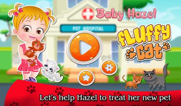 Baby Hazel Fluffy Cat screenshot 6