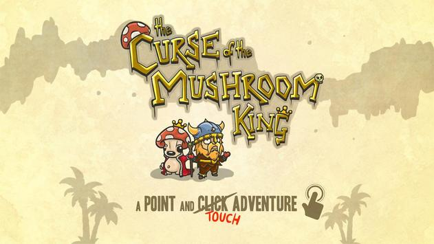 The Curse of the Mushroom King poster