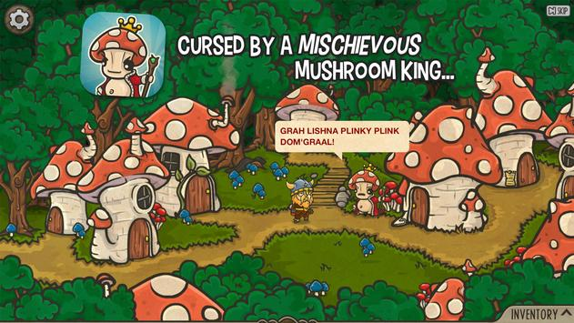 The Curse of the Mushroom King screenshot 11