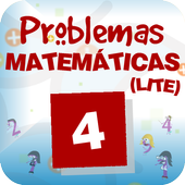Problemas Matemáticas 4 (Lite) icon
