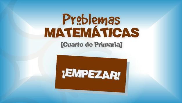Problemas Matemáticas 4 (Lite) poster
