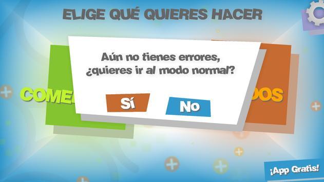 Problemas Matemáticas 4 (Lite) screenshot 2