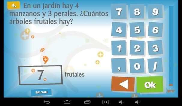 Problemas Matemáticas 4 (Lite) screenshot 5