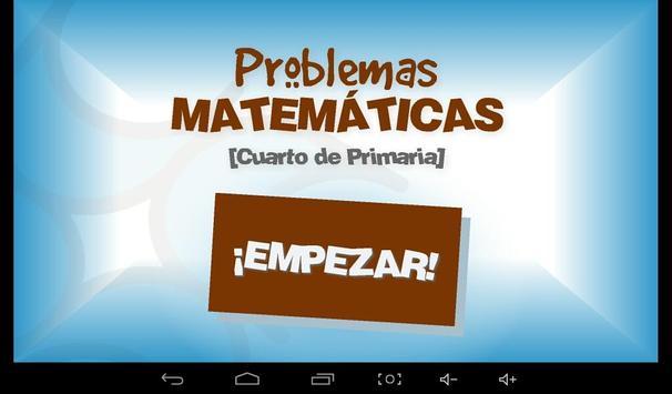 Problemas Matemáticas 4 (Lite) screenshot 8