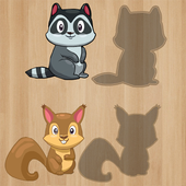 Best Kids Apps - Amazing Animal Puzzle For Kids icon