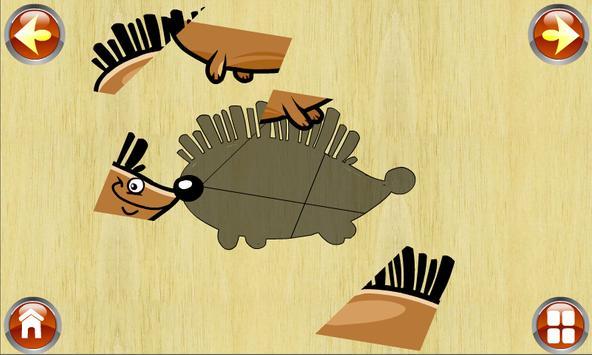 Best Kids Apps - Wonderful Animal Puzzle For Kids screenshot 4