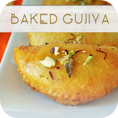 Baked Gujiya Holi Recipe icon