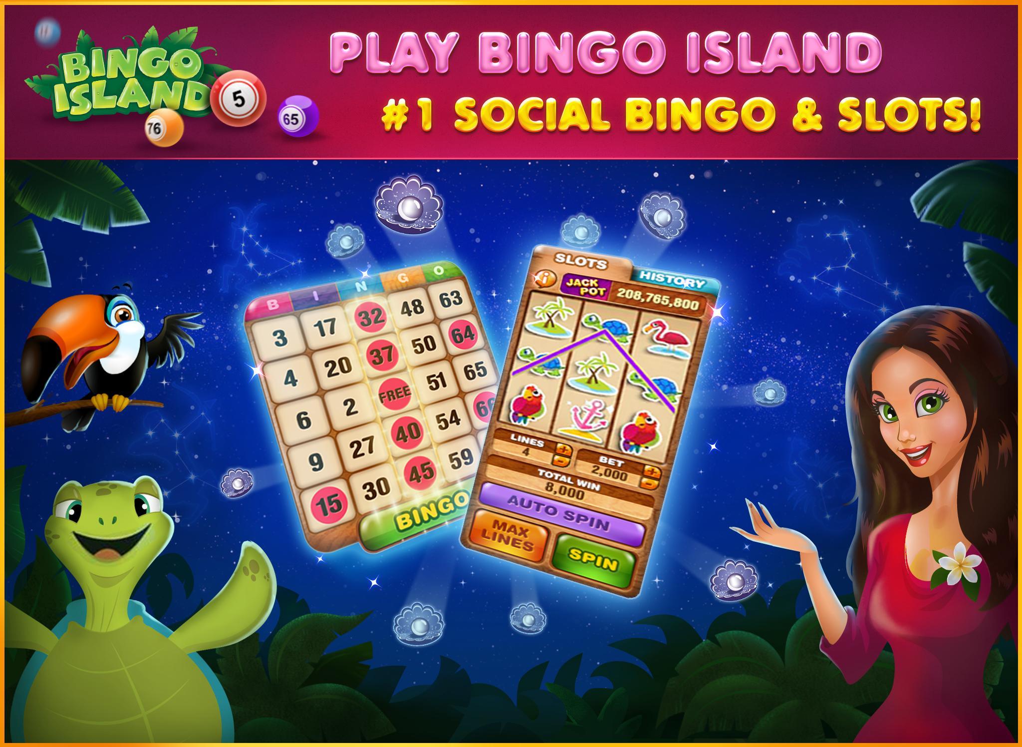 Bingo Island Free Bingo Slots For Android Apk Download