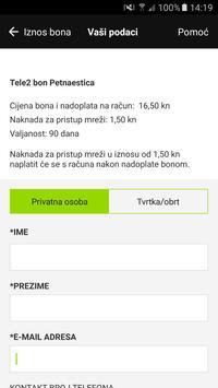 Kupi Bon apk screenshot