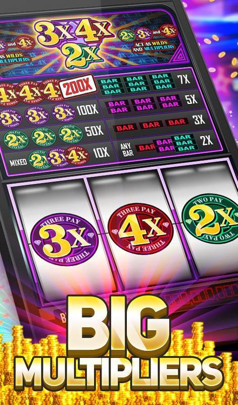 Slot Machines Wins