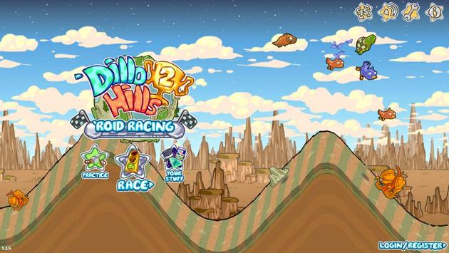 Dillo Hills 2: 'Roid Racing poster