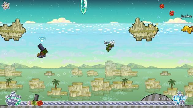Dillo Hills 2: 'Roid Racing screenshot 2