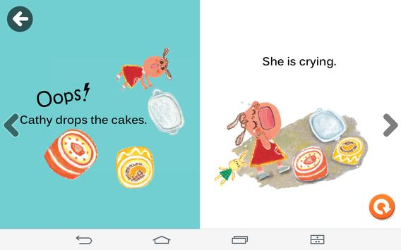 [Phonics] Ben Bakes Cakes screenshot 2