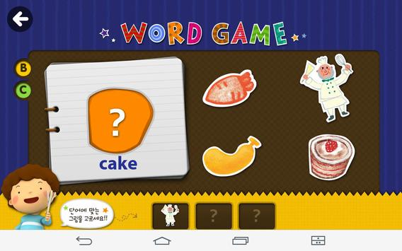 [Phonics] Ben Bakes Cakes screenshot 3