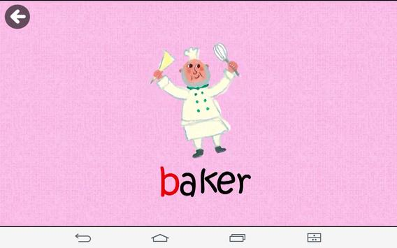[Phonics] Ben Bakes Cakes screenshot 8