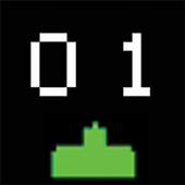 Binary Invaders 255 icon