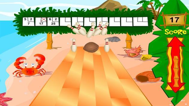 Beach Bowling apk screenshot