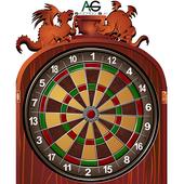 Avocado Guy Dart Game icon
