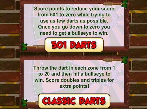 Avocado Guy Dart Game apk screenshot