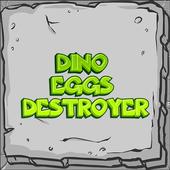 Dino Eggs Destroyer icon