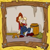 Hillbilly Hangman Free icon