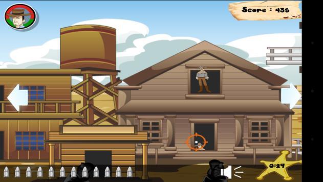 Wild West City Shootout apk screenshot