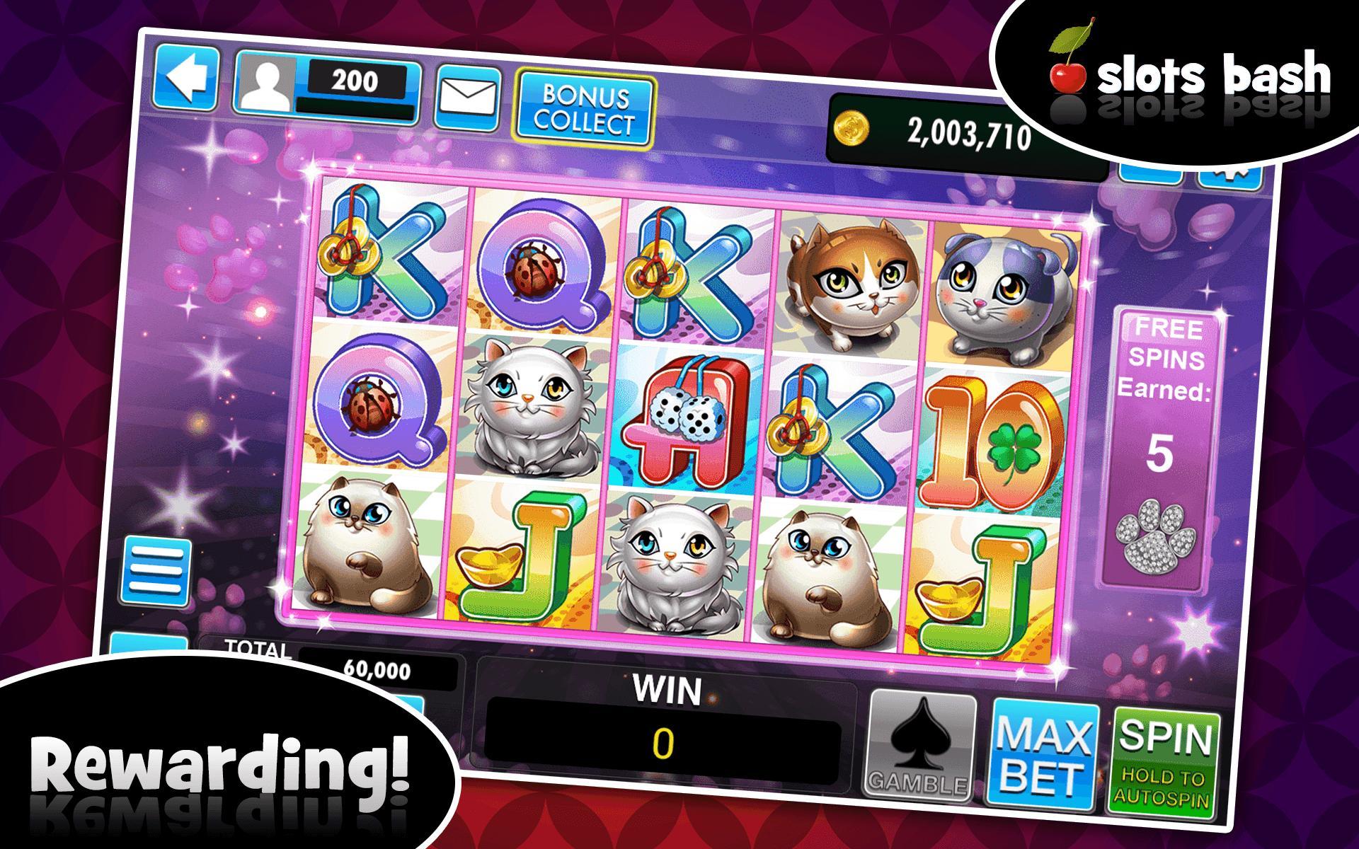 Casino Bash Strategie