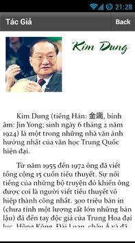 (Kim Dung) Thư Kiếm Ân Cừu Lục apk screenshot