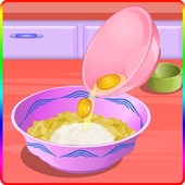 girls games cooking potatoes icon