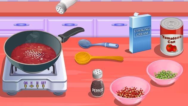 girls games cooking potatoes apk screenshot