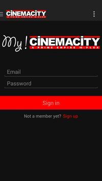 Cinemacity screenshot 1