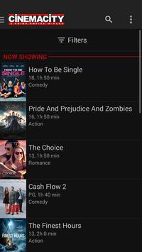 Cinemacity screenshot 2