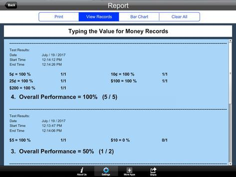 Canadian Typing the Value for Money Lite Version screenshot 5