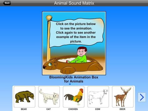 Animal Sound Matrix Lite poster
