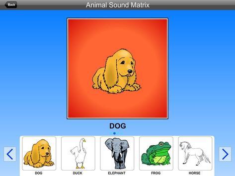 Animal Sound Matrix Lite apk screenshot