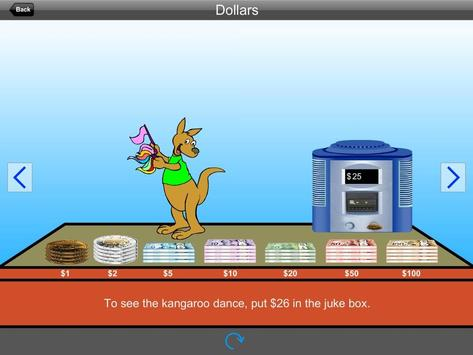 Paying with Coins and Bills (CAD) Lite Version screenshot 3