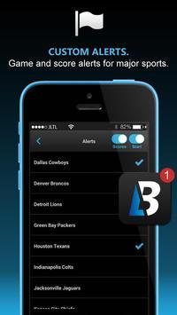 Bleacher Buddy™ screenshot 2