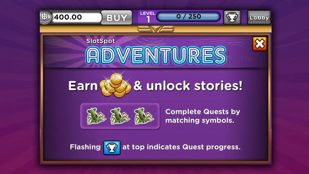 SlotSpot - Slot Machines apk screenshot