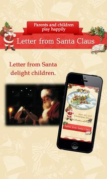 Letter from Santa Claus!! apk screenshot