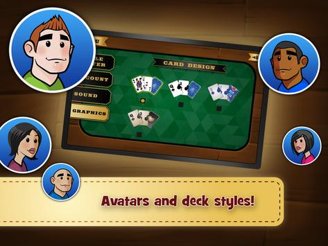 Gin Rummy Multiplayer apk screenshot