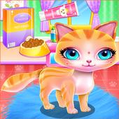 Cute Kitty Fashionista Day icon