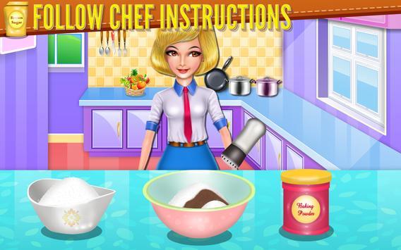 Delicious Rainbow Donut apk screenshot