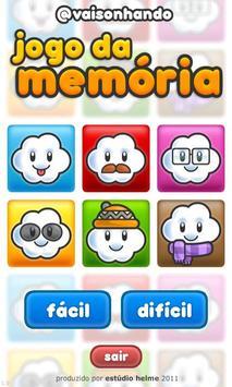 Jogo da Memória poster