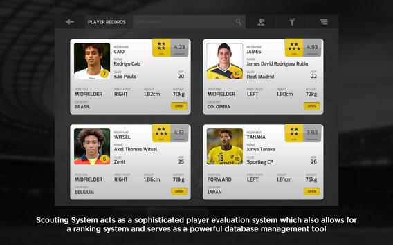 Cal South Scouting System Pro apk screenshot