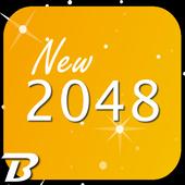 New 2048 puzzle icon