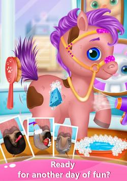 Baby Animal Care Saloon - Pet Vet Doctor for Kids apk screenshot