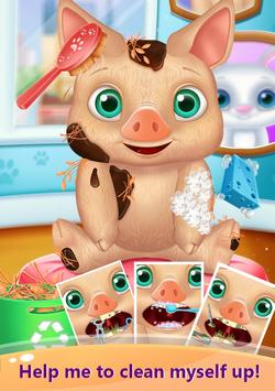 Baby Animal Care Saloon - Pet Vet Doctor for Kids screenshot 10
