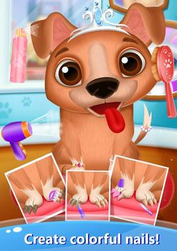 Baby Animal Care Saloon - Pet Vet Doctor for Kids screenshot 1