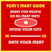 Tom's Meat Guide icon